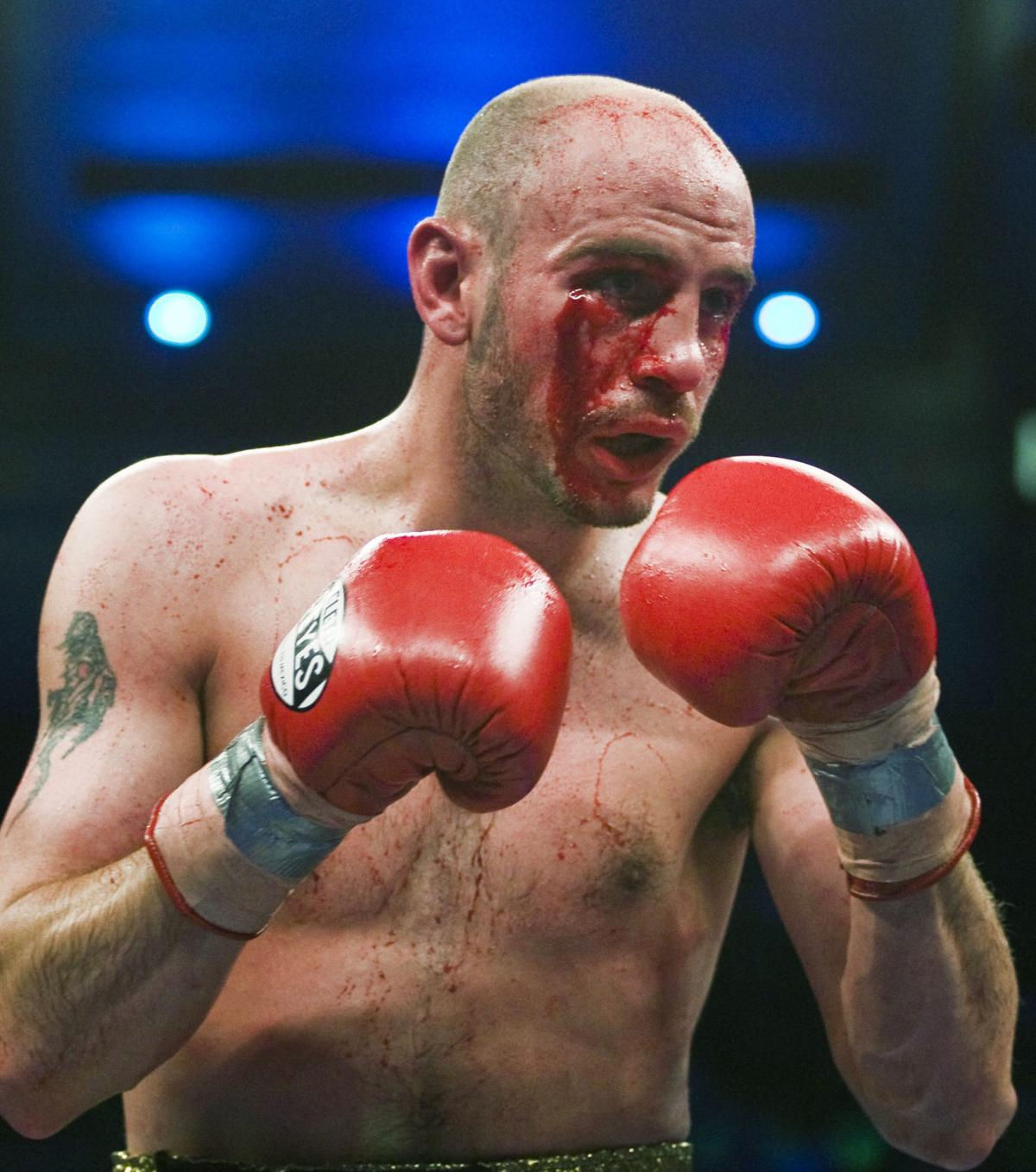 8. Kelly Pavlik-Jermain Taylor I (Sept. 29,  2007,  Boardwalk Hall)