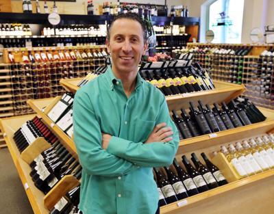 Michael Bray wine guy shot