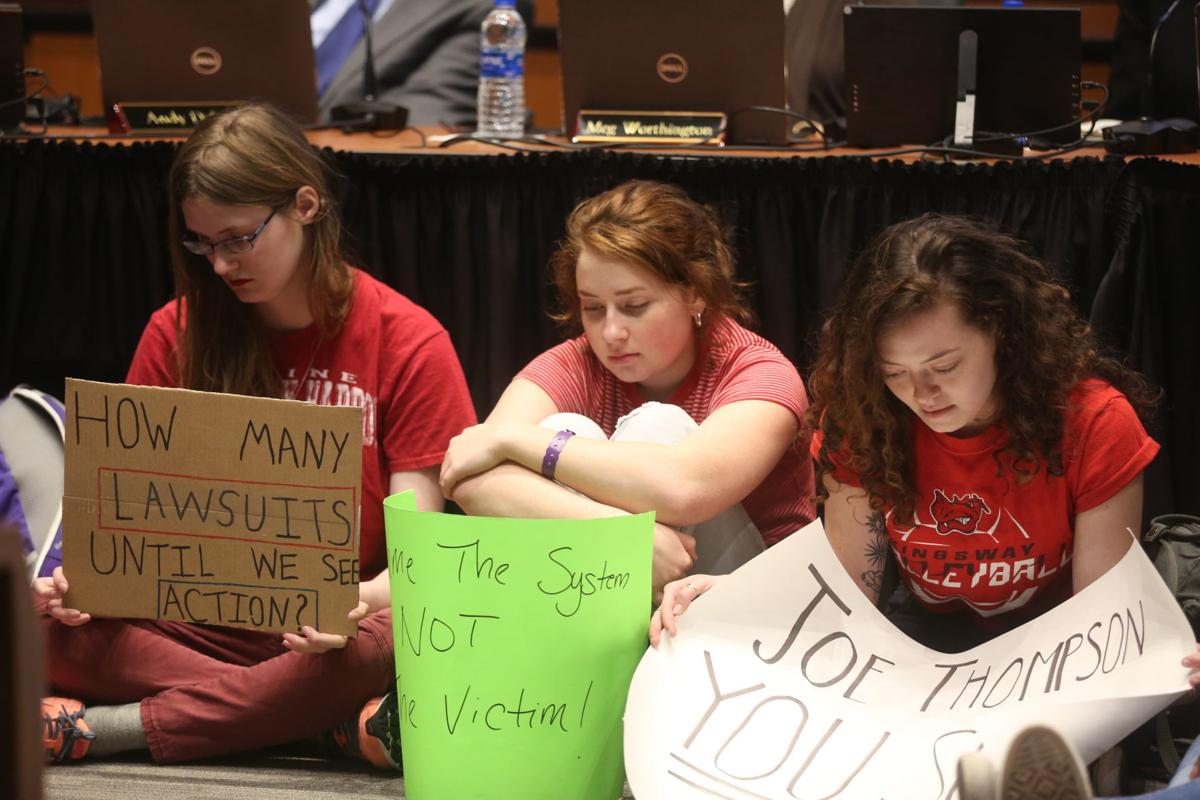 Stockton Protest
