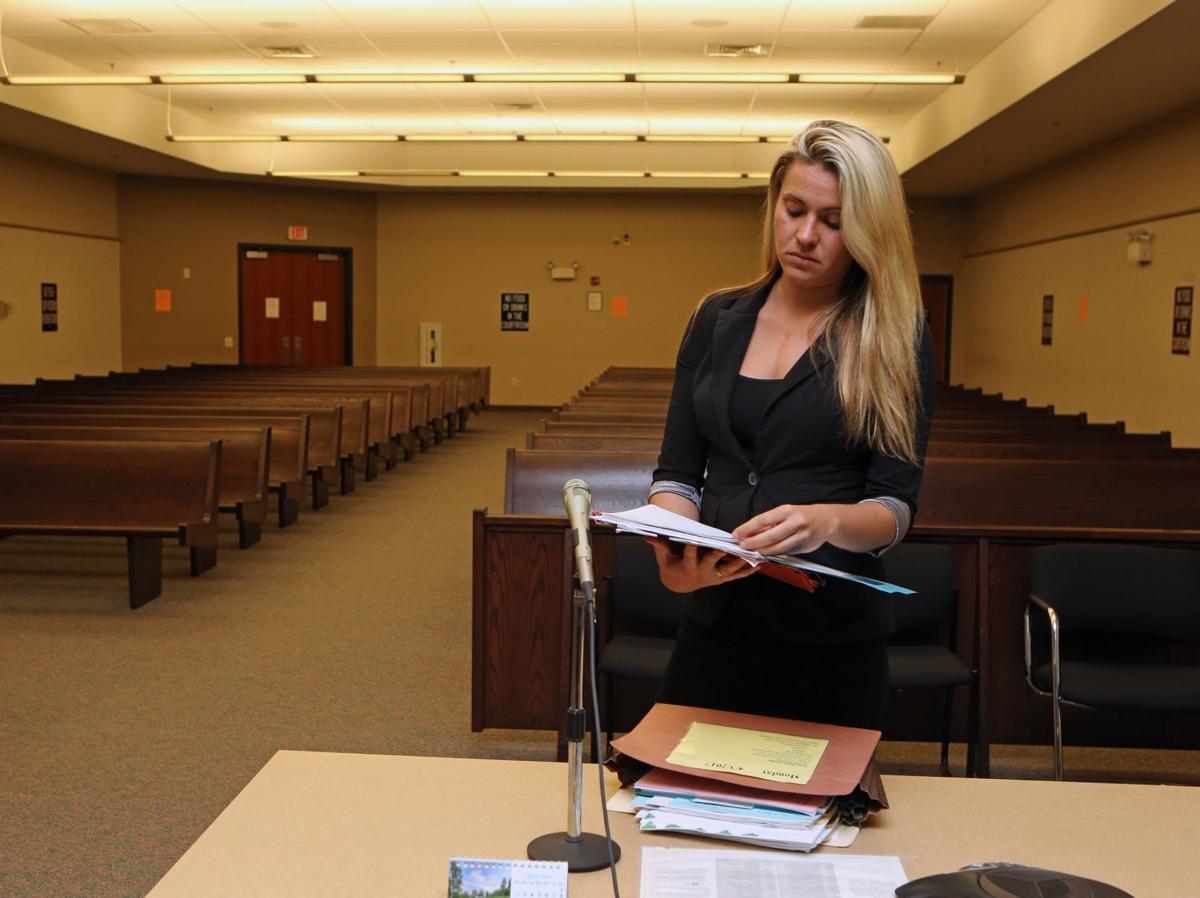 Vineland municipal prosecutor Amanda Mazzoni
