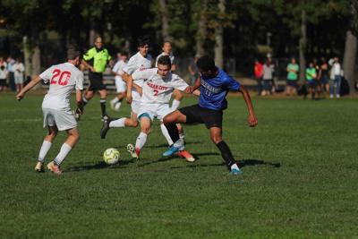 Oakcrest vs Ocean City Boys Soccer