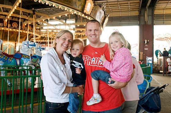 Tilt-A-Whirl to Ferris wheel: Kids love rides