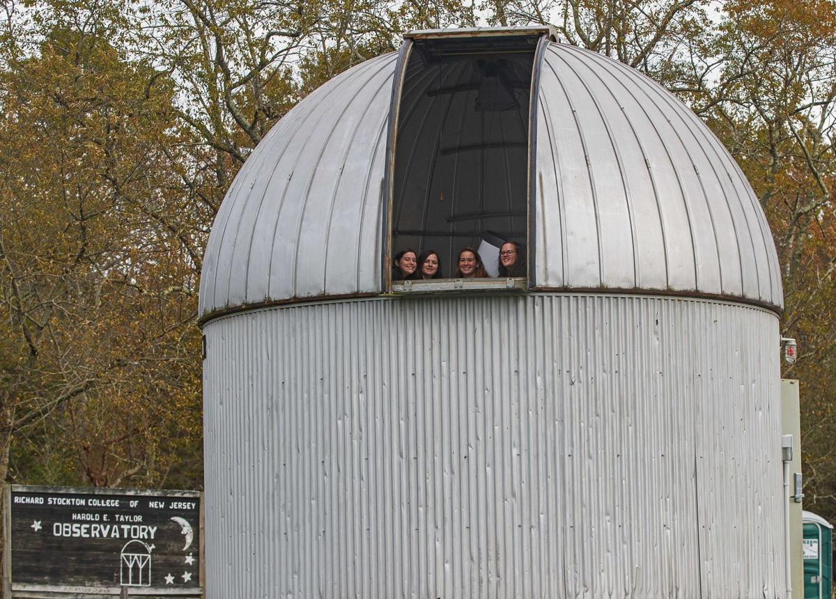 The Harold E. Taylor Observatory is Reopening