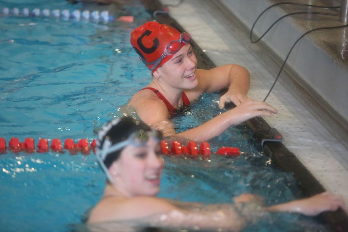 january jumpstart swim meet scoring