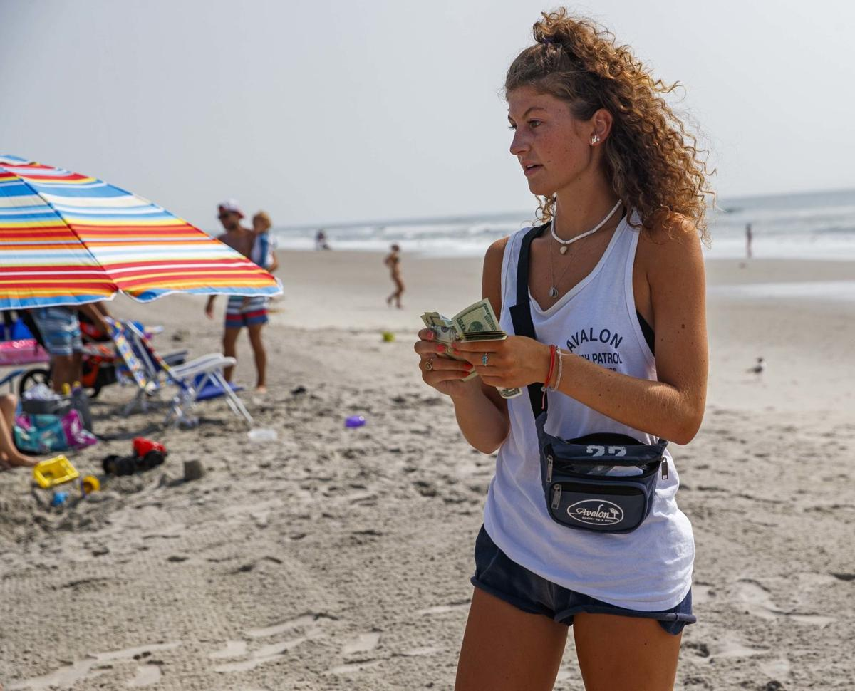 Summer Series: Beach Tag Inspectors