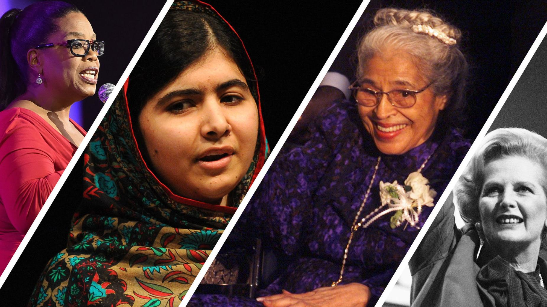 20 of the most influential women in history