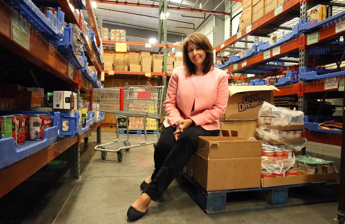 Debra Vizzi FoodBank CEO