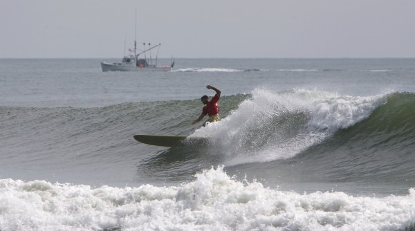 Long beach island celebrates rich surfing tradition with for Lbi surf fishing report