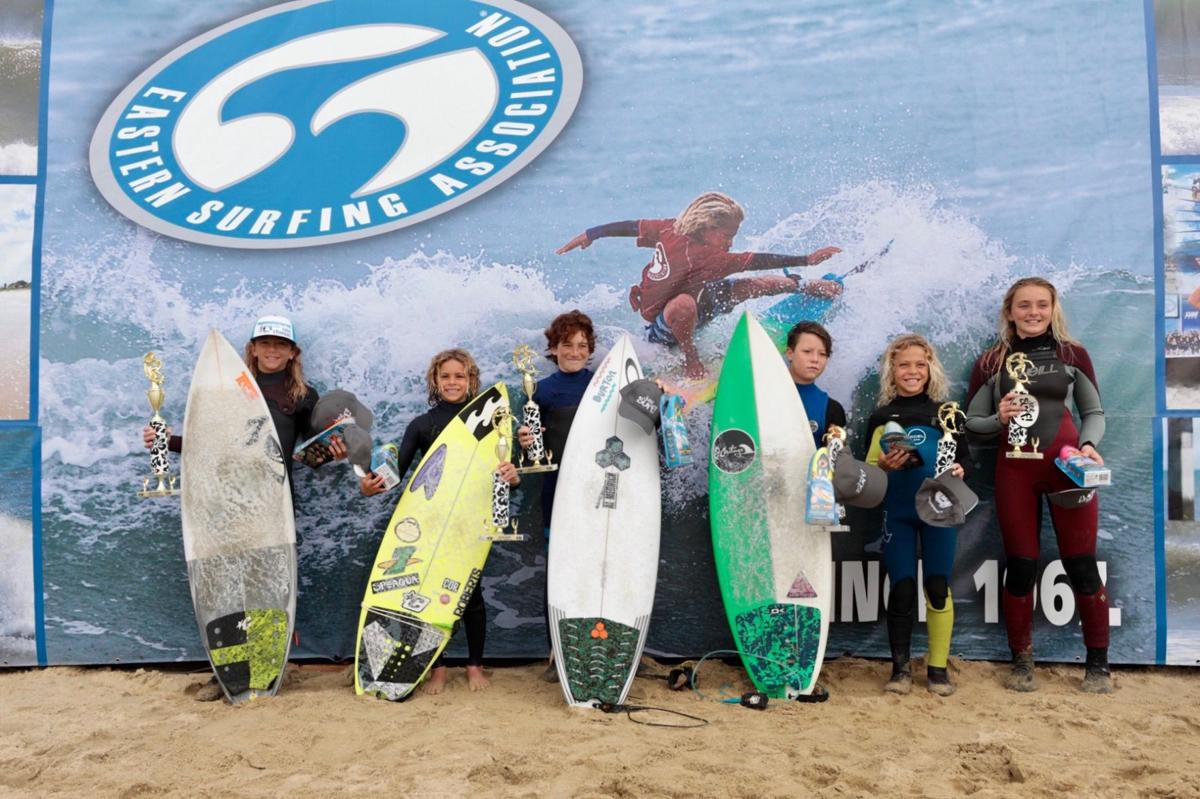 ESA North East Regional  Surfing Championships