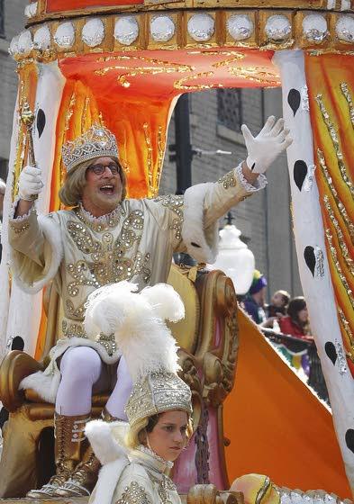 Carnival parades kick off season of revelry