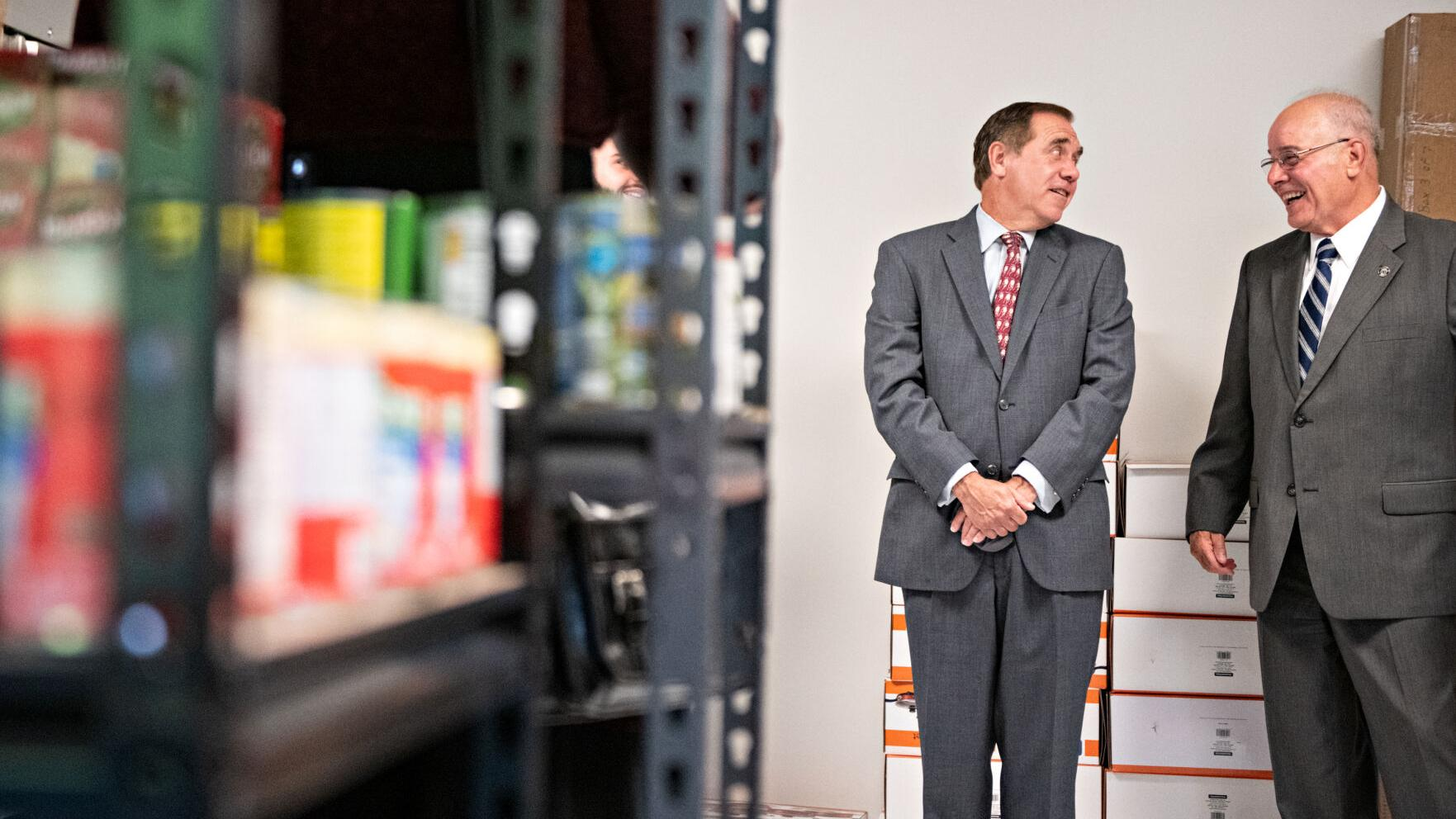 Stockton expands on-campus food pantry with $80K state grant