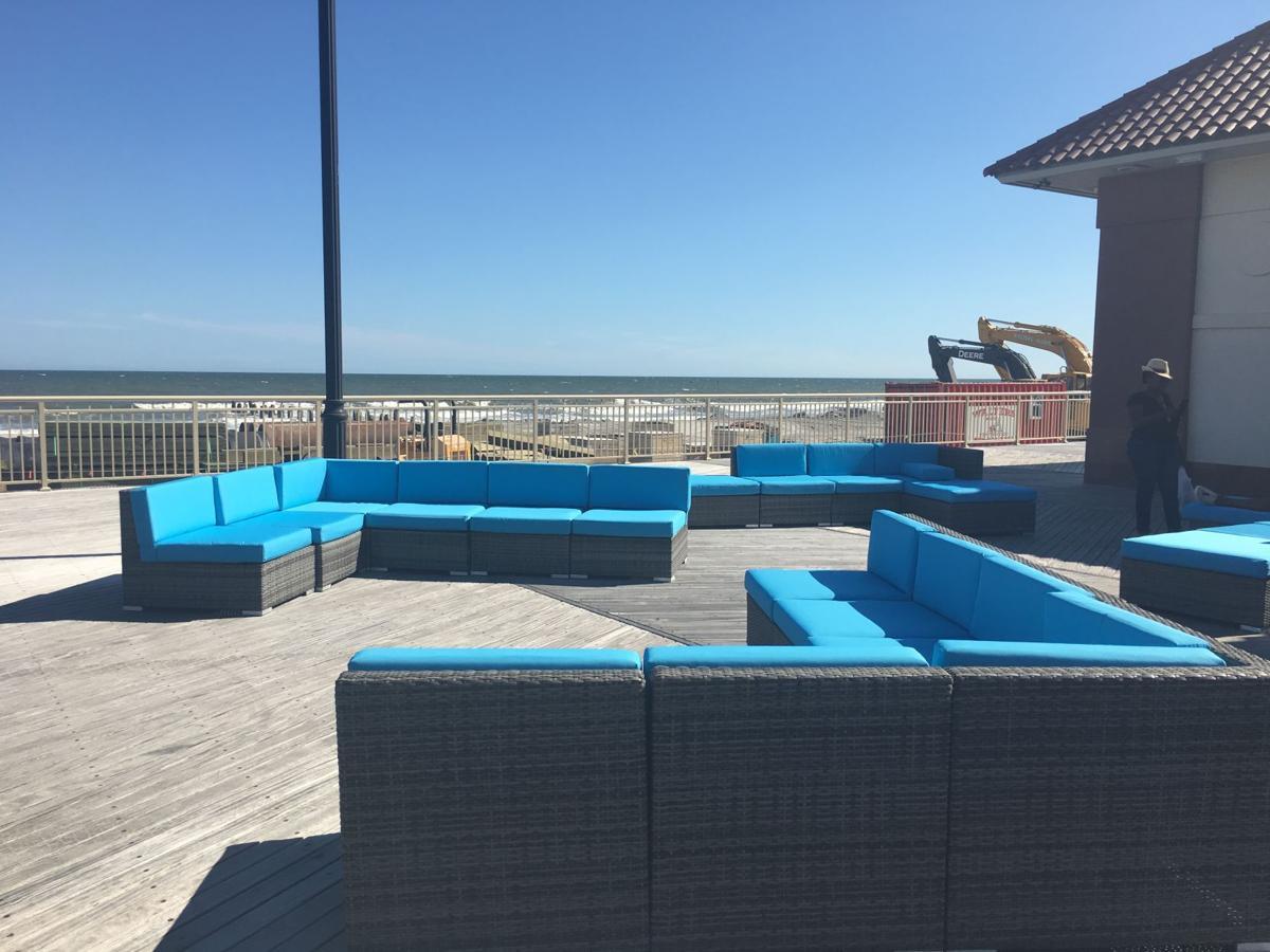 Bar On Beach Atlantic City