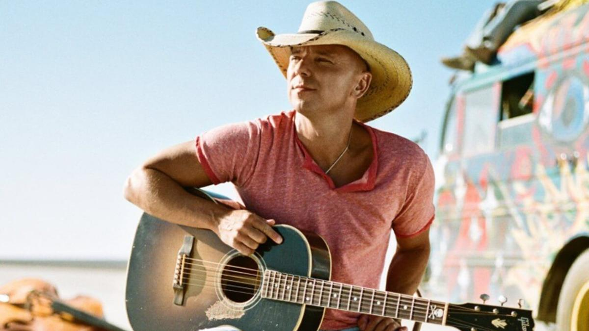 Country superstar Kenny Chesney announces A.C. concert