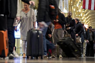 Most Americans to travel over Thanksgiving in 13 years: AAA