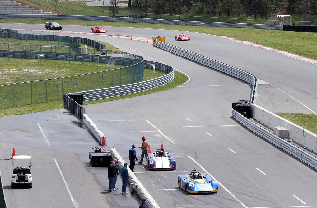 Motorsports park noise issues surface again