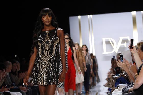 Bringing diversity to fashion week