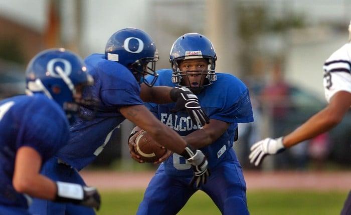 ac/oakcrest football