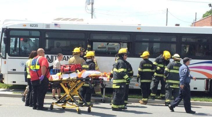 Pleasantville crash