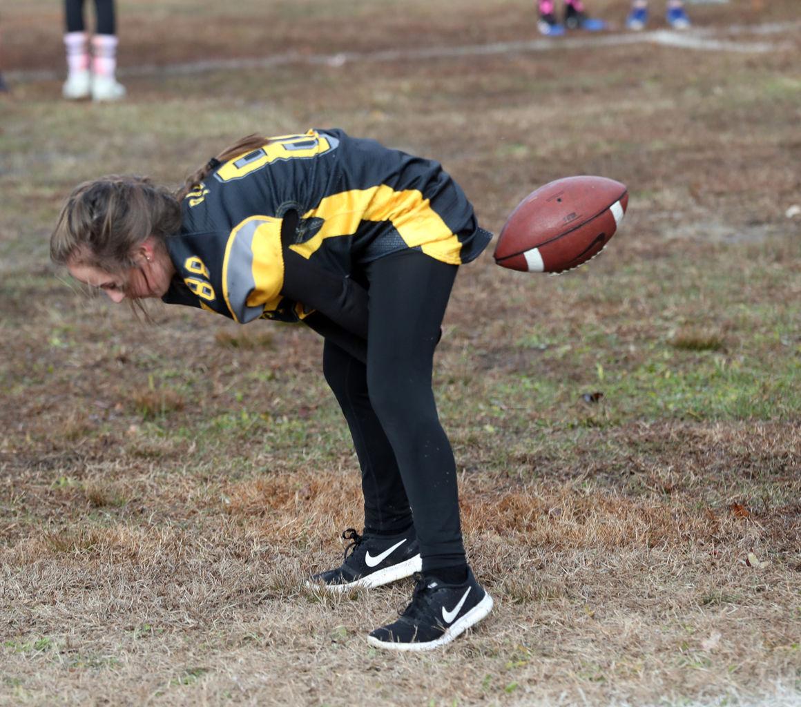 Powder Puff Football Upper Township