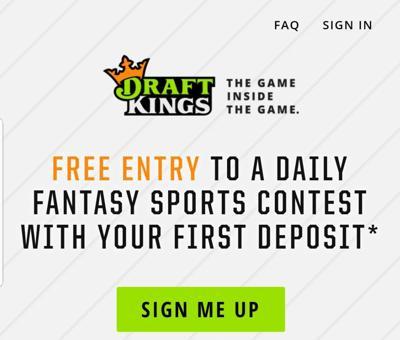 DraftKings sports betting