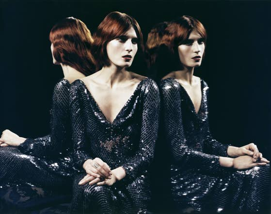 A Highly Theatrical Display: Florence, machine bring sold-out show to Borgata