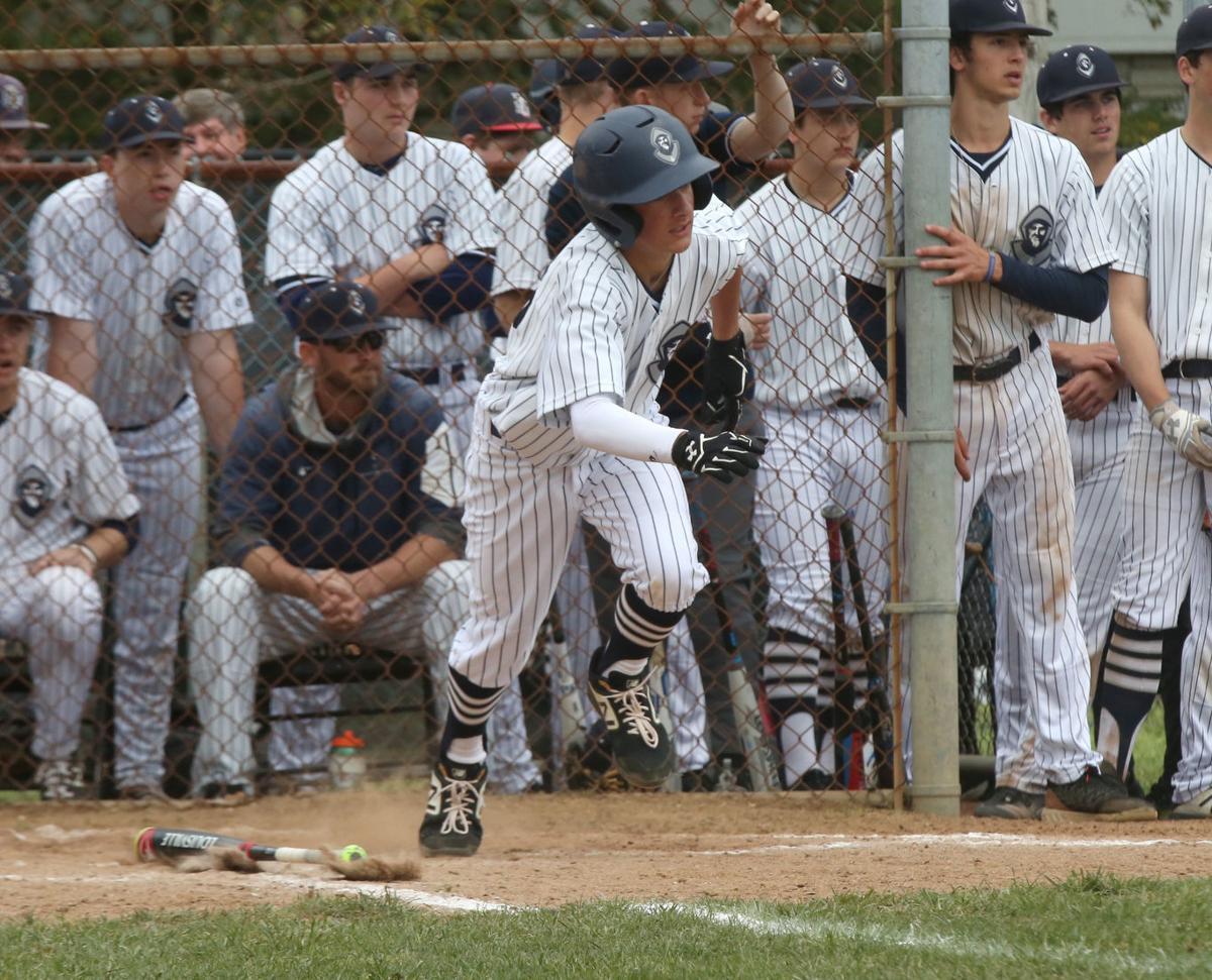 St. Augustine Gloucester Catholic baseball