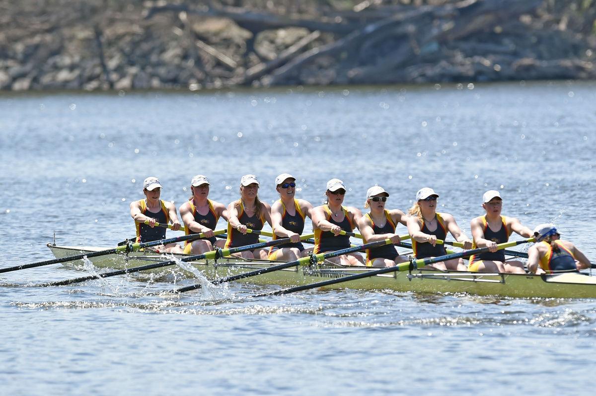 Drexel rowing