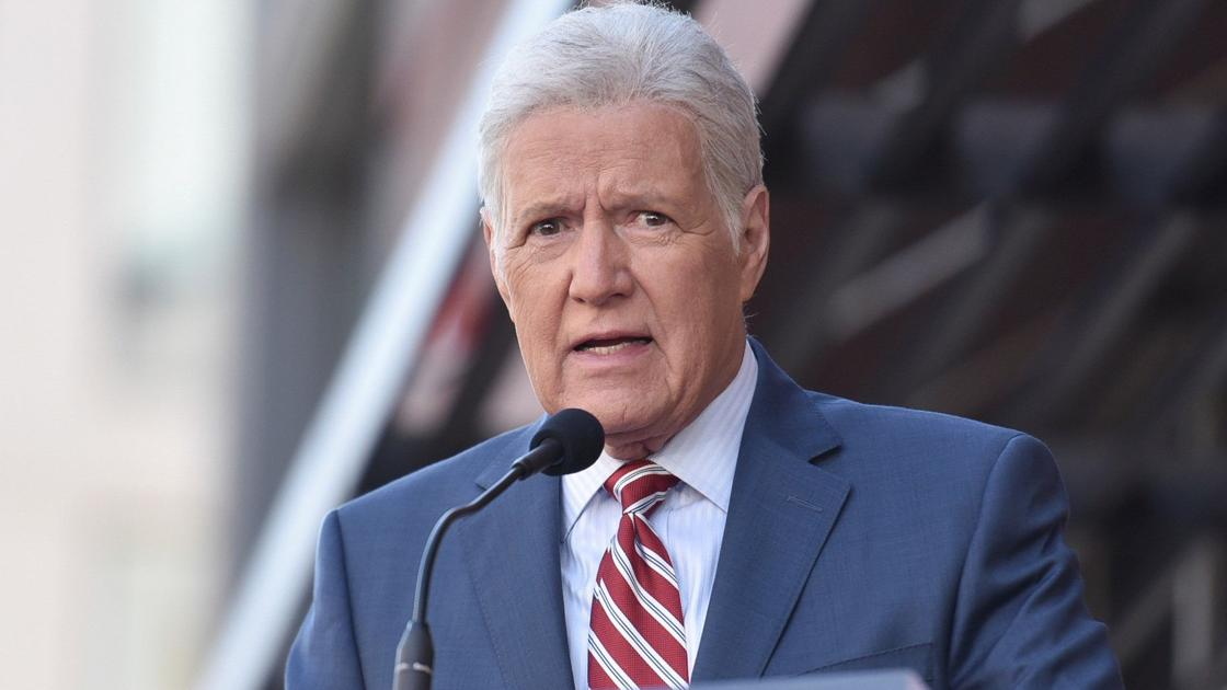 Watch: Alex Trebek gets emotional over 'Jeopardy!' contestant's unexpected message