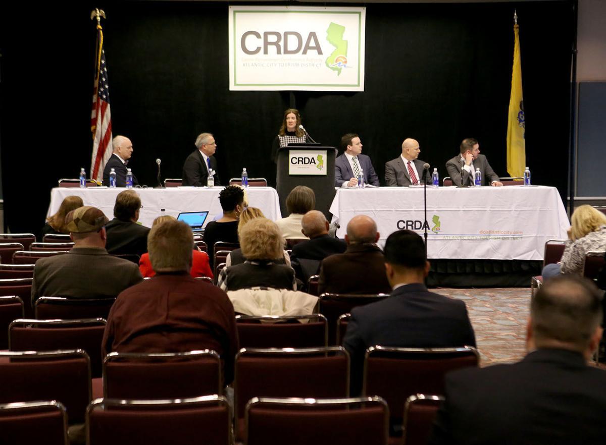 CRDA planning
