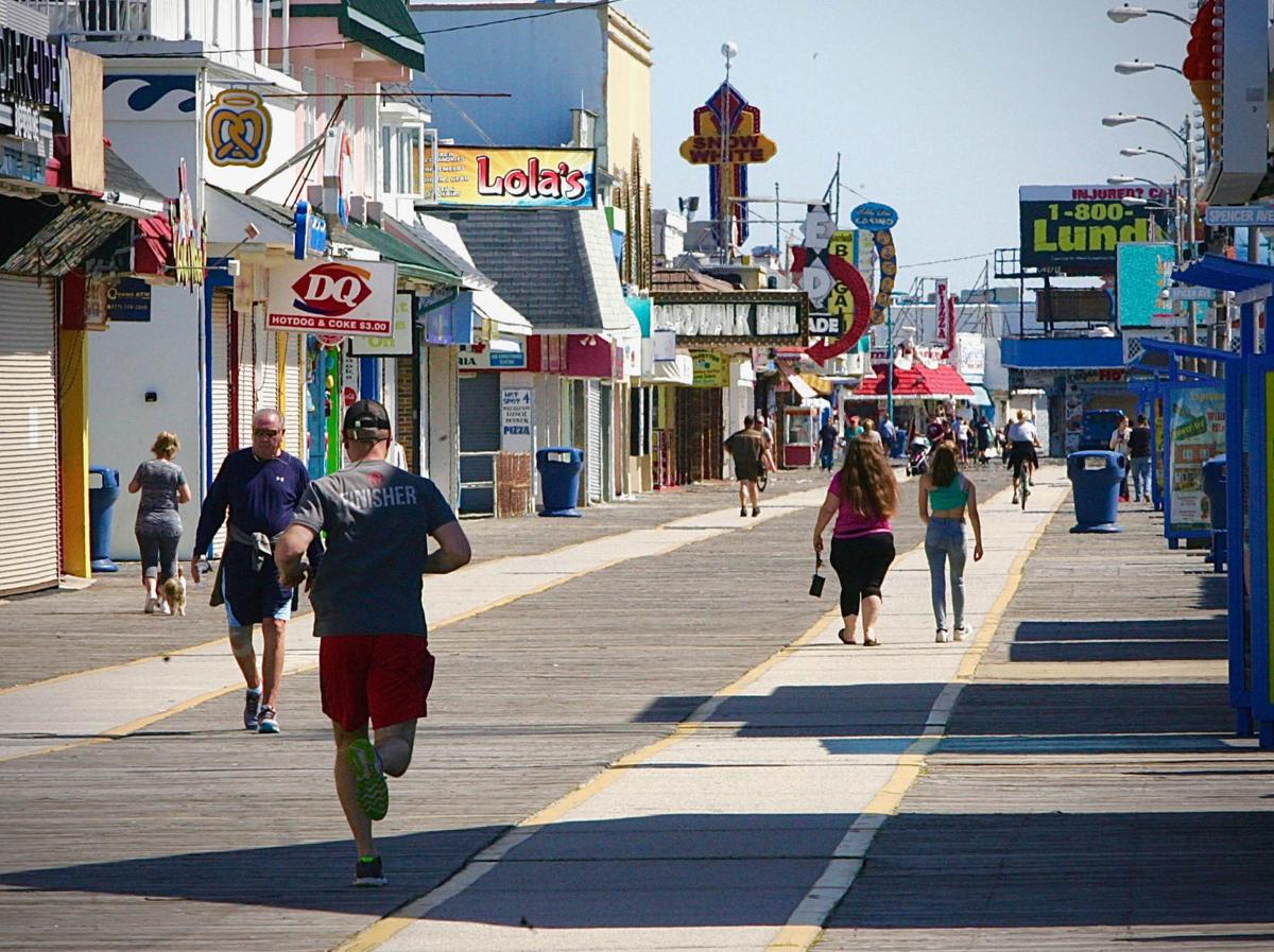 Wildwood Boardwalk