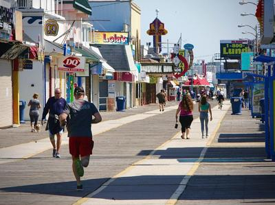 Wildwood mayor 'disappointed beyond words' after Murphy vetoes Boardwalk bill