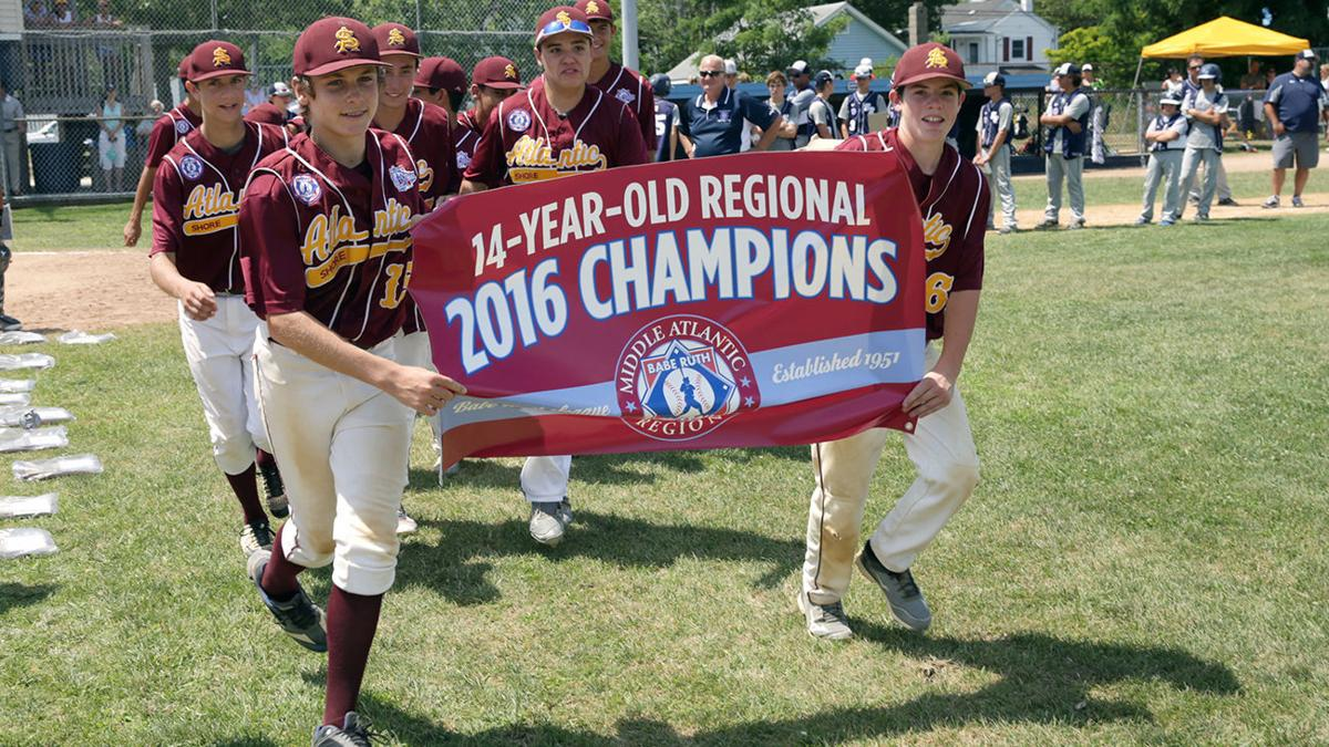 Atlantic Shore 14U baseball team wins Middle Atlantic Regional
