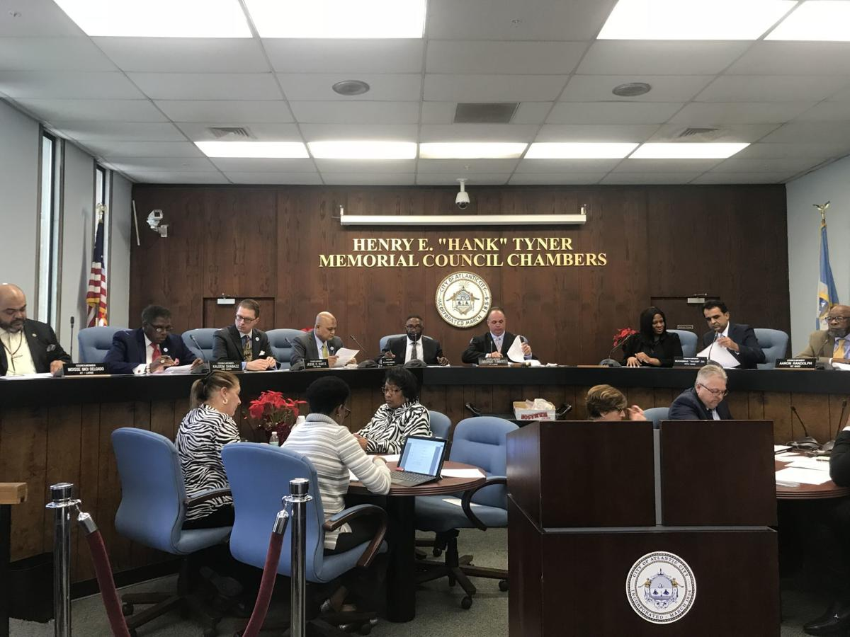 Atlantic City Council