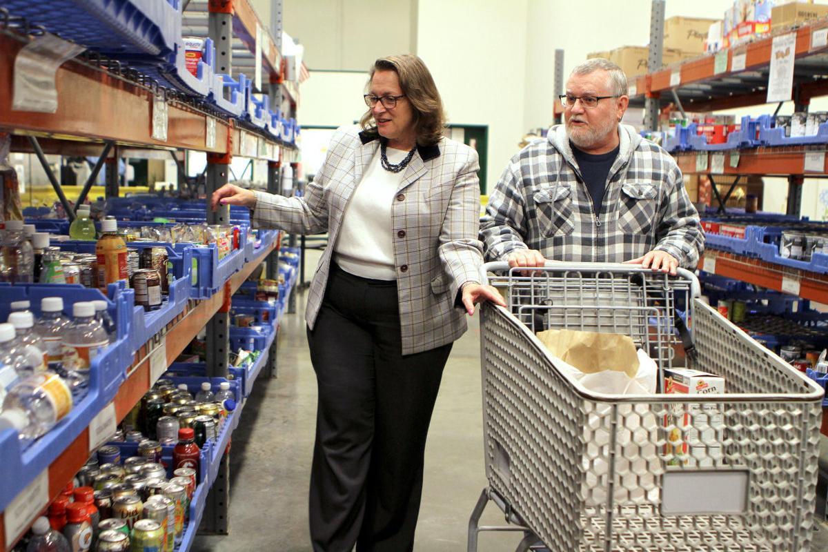 High Unemployment Stresses South Jersey Food Bank News
