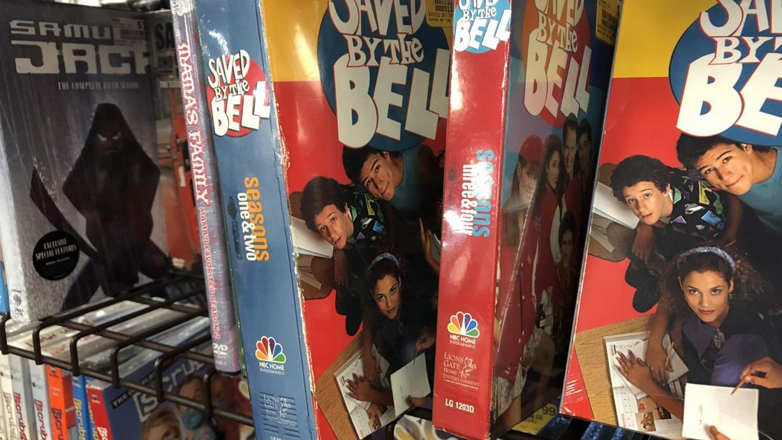 Old school: Believe it or not, 'Saved by the Bell' is turning 30