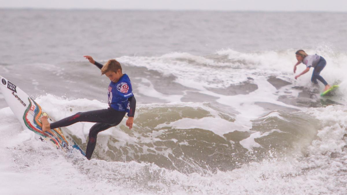 GALLERY: 2017 Prime East U-18 surfing competition in Atlantic City