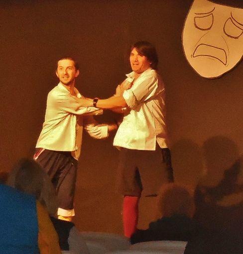 Shakespeare parts Brigantine with sweet sorrow on Sunday
