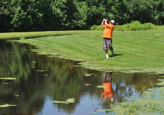 Peaceful, Easy Feelings: Don't let Centerton's calm fool you; shot-making is paramount to tame this course