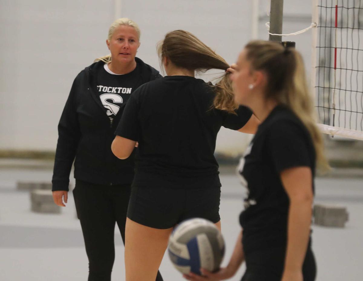 Stockton University Women's volleyball