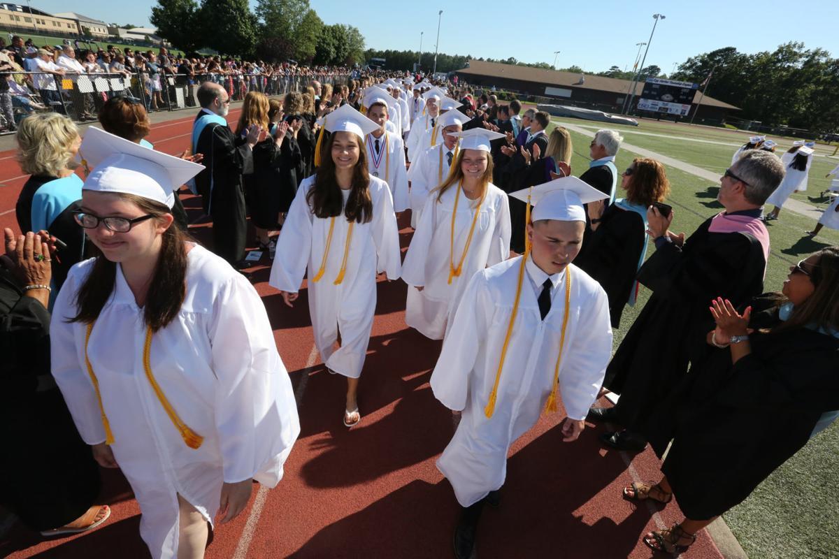 Egg Harbor Towmship Graduation 2019