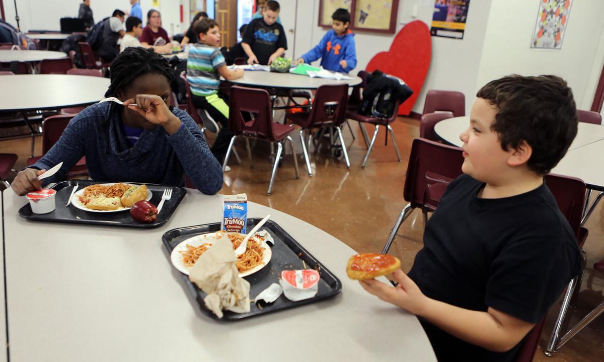 Wildwood School Hunger