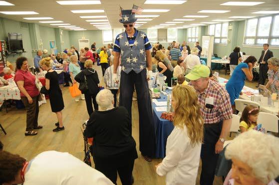 The Kitchen Hosts galloway senior center gets kitchen, hosts fair | galloway