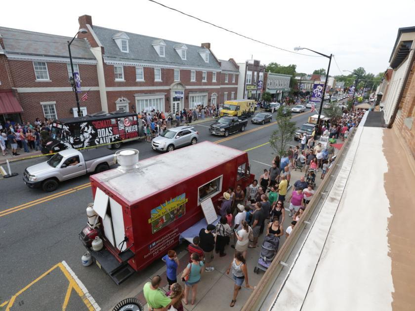 Hammonton Food Truck Festival