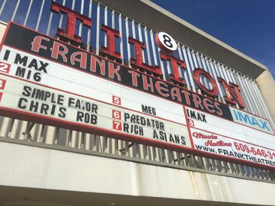 Movie Theater Chain Files For Bankruptcy News