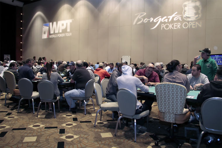 Poker Open