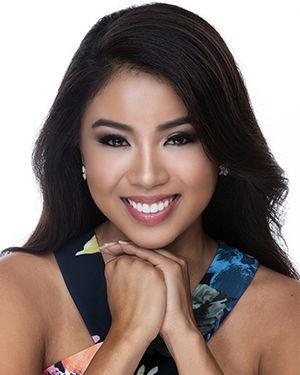 Miss Hawaii 2018: Penelope Emily Domaloan Ng Pack