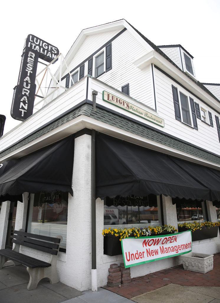 New Owners Revamp Menu And Look Of Former Tourist Trap Luigi S Italian Restaurant Dining Pressofatlanticcity