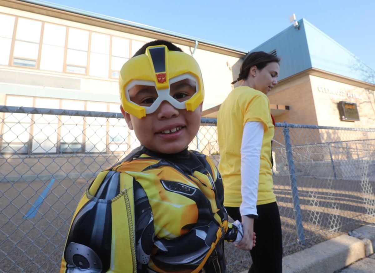 Wildwood School Halloween