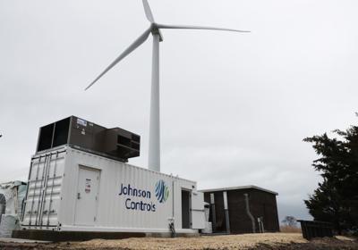 ACUA introduces new energy storage battery