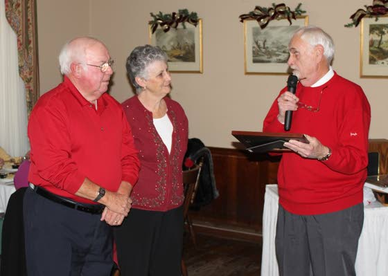 Local AARP chapter names volunteer of the year and other news of the volunteer community